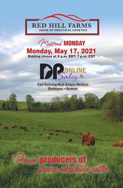 Maternal Monday Sale - Red Hill Farms